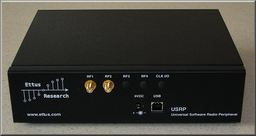 Universal Software Radio Peripheral